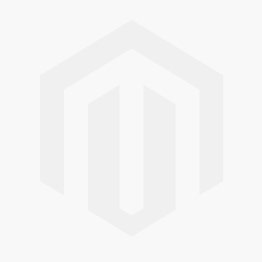 MATEO Wooden Bedside Table with 2 Drawer - WHITE